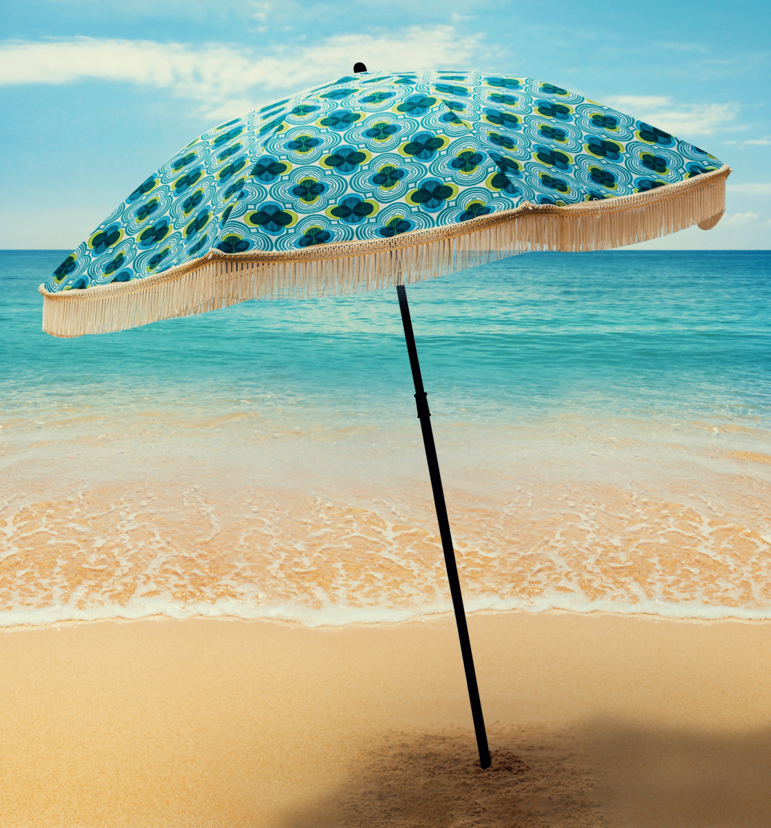 Mermaid Beach Umbrella