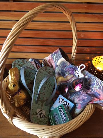 Easter Beach Basket