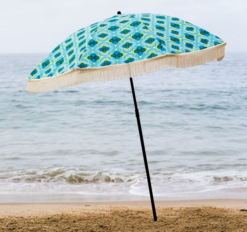 Mermaid Beach Umbrella 100 Uv Protection