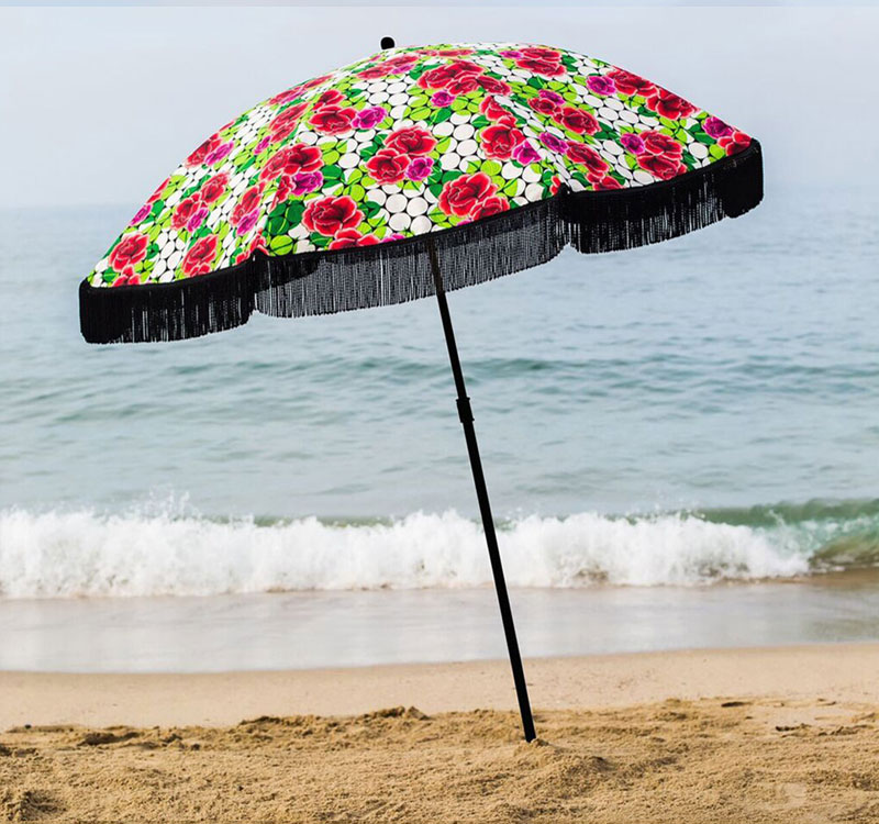 Solana Beach Umbrella available at BeachBrella.com