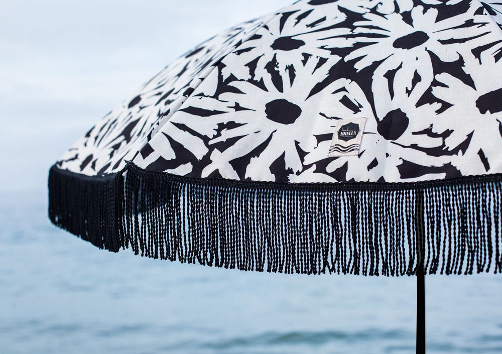 Laguna Beach Umbrella available at BeachBrella.com