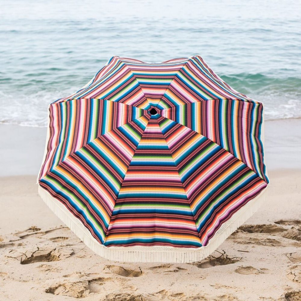 Las Brisas Beach Umbrella available at BeachBrella.com