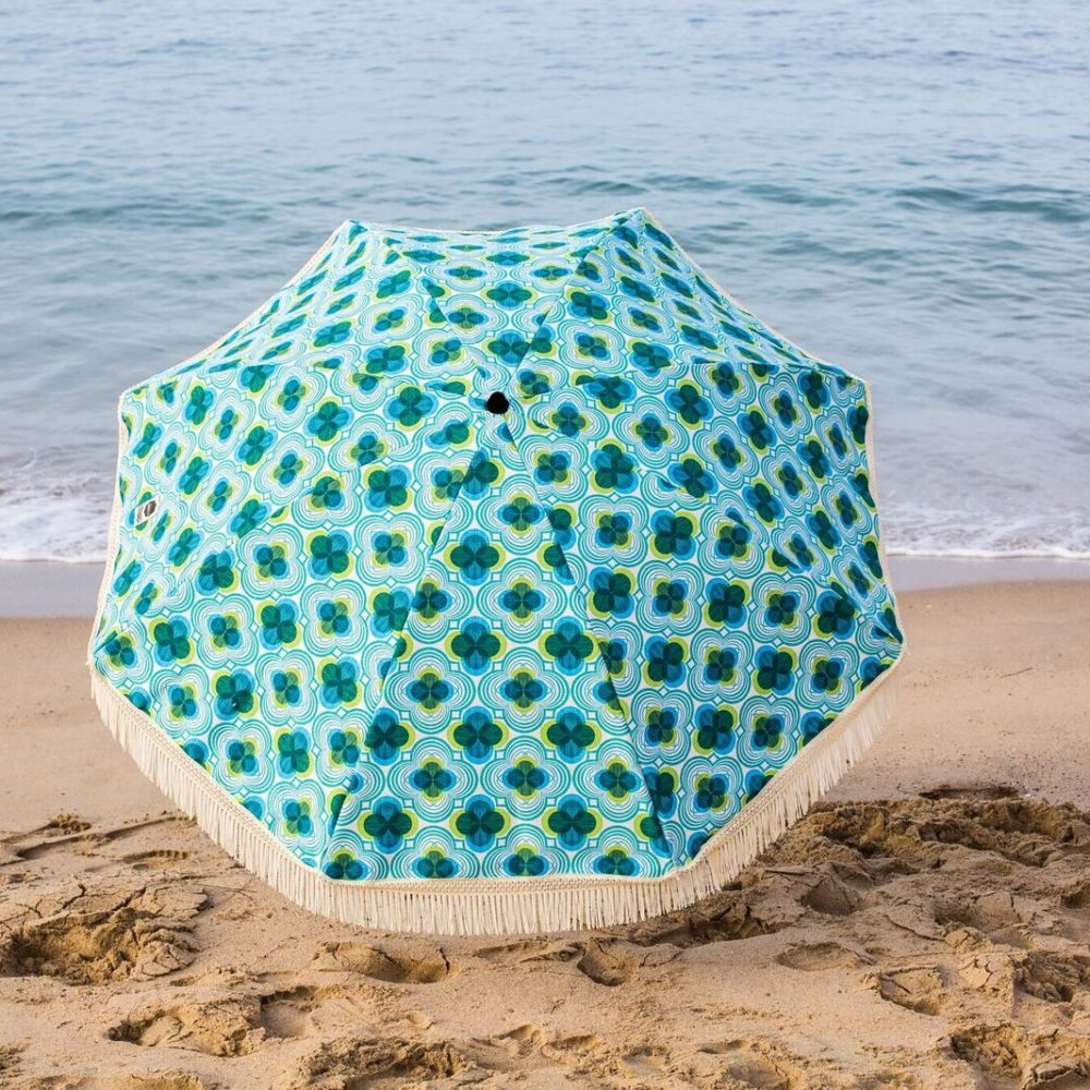 Mermaind Beach Umbrella available at BeachBrella.com