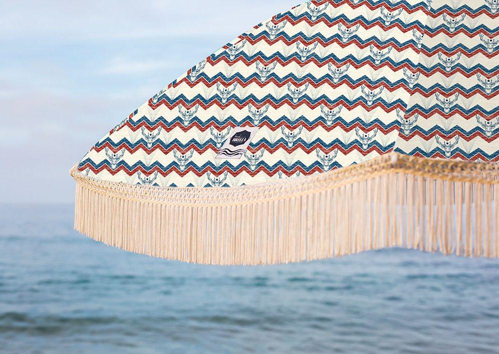 Legion Beach Umbrella available at BeachBrella.com