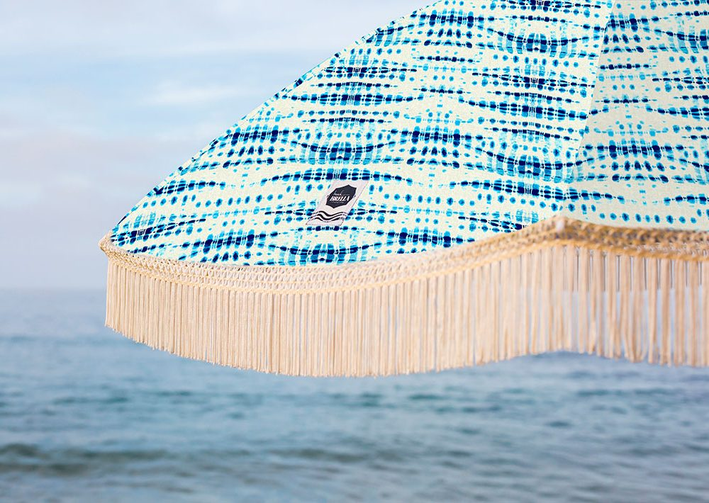 Seaview Beach Umbrella available at BeachBrella.com
