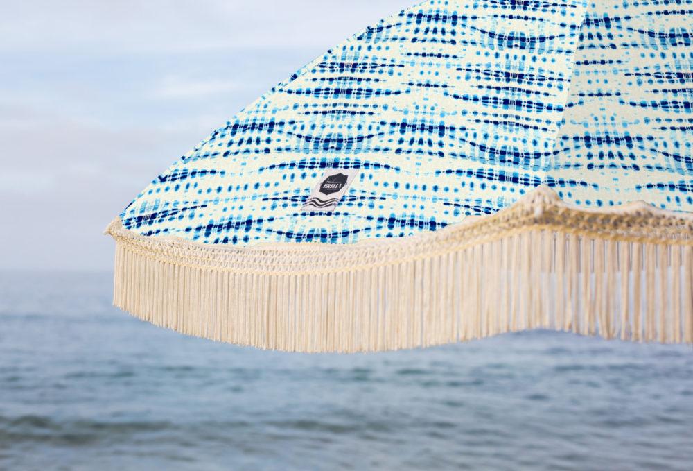 Beach Umbrella Tie Dye