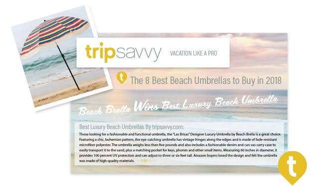 trip savvy article on beach brella