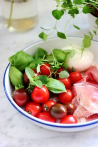 Caprese Salad for Easter Brunch