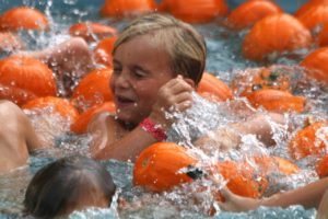 Halloween event pumpkin splash san clemente