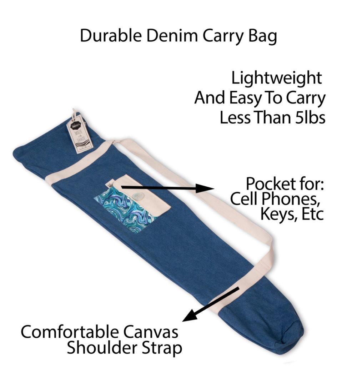 beach umbrella bag